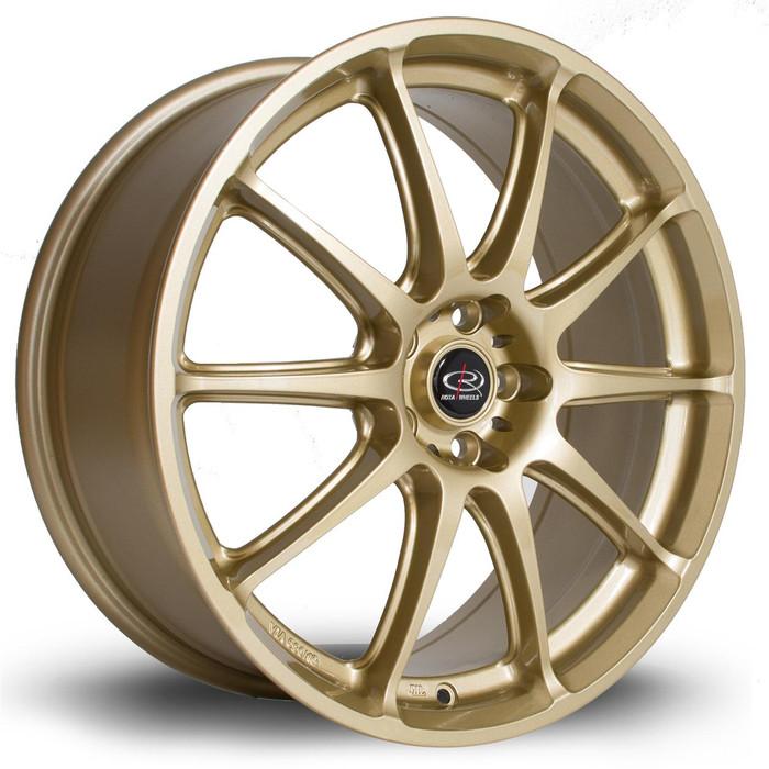 Rota Gra 18x7.5 ET48 5x100 Gold srbpower.com
