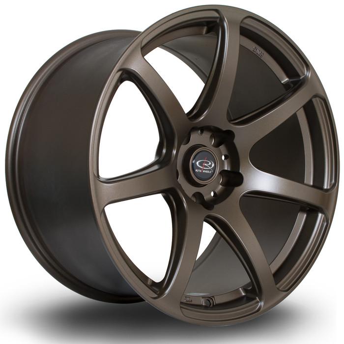 Rota ProR 18x9.5 ET30 5x114 MBronze3 srbpower.com