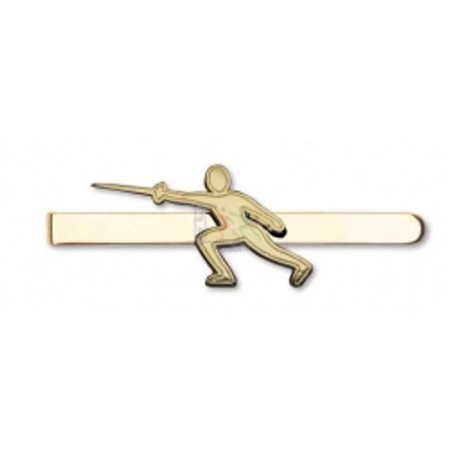 Fencer - Tie Pin