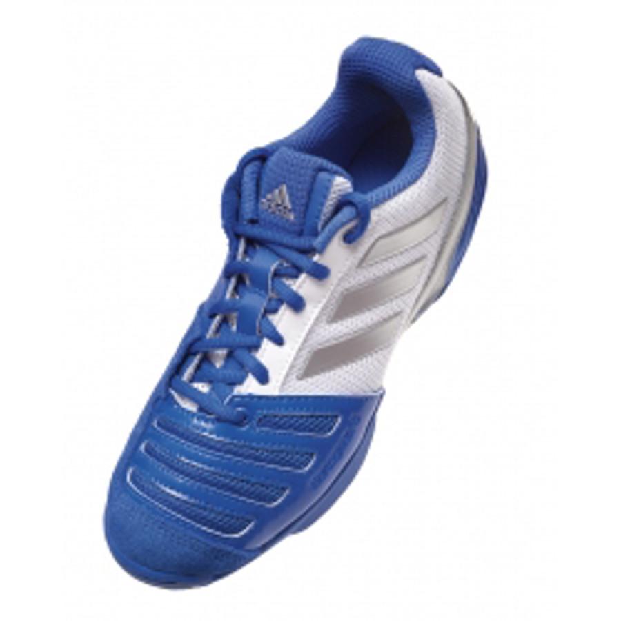 Adidas D'Artagnan V Fencing Shoe: Blue (2018)