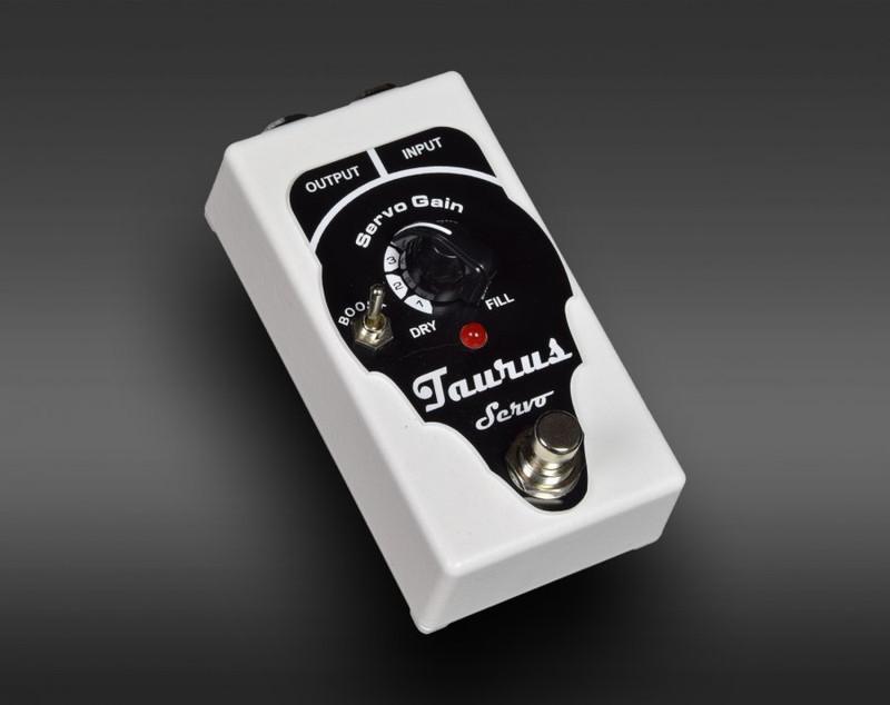 Taurus Amplification - Servo - Analog Guitar Sound Enhancer0662187459875