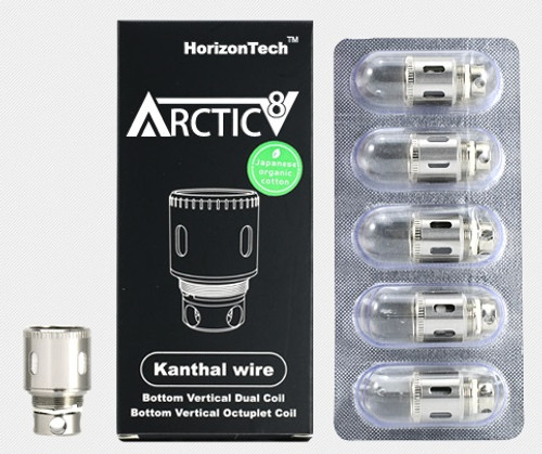 Arctic V8  Coil by Horizon (5 Pack)
