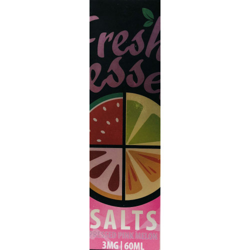 Pressed Pink Melon (60ml) by Fresh Pressed SALTS