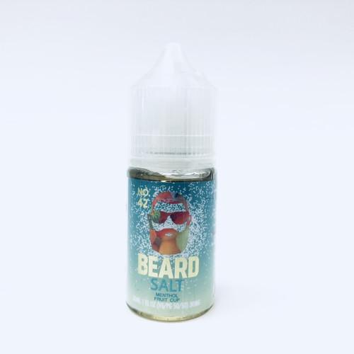 Menthol Fruit Cup (30ml) by Beard Salts