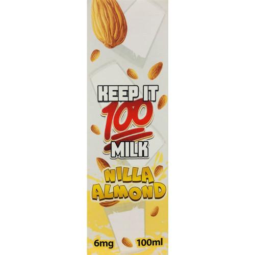 Keep it 100 Nilla Almond