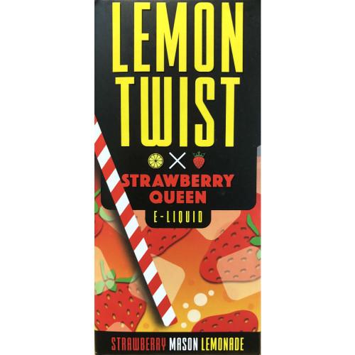 Lemon Twist - Strawberry Queen (120 ml) By Twist