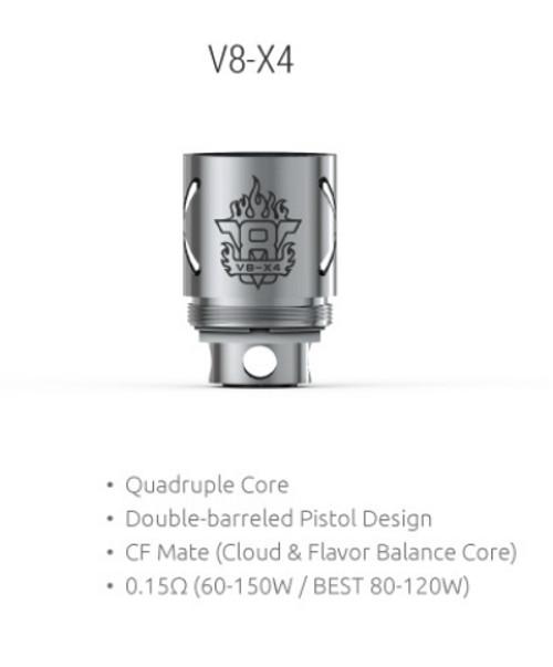 SMOK V8-Q4 (3 Pack)