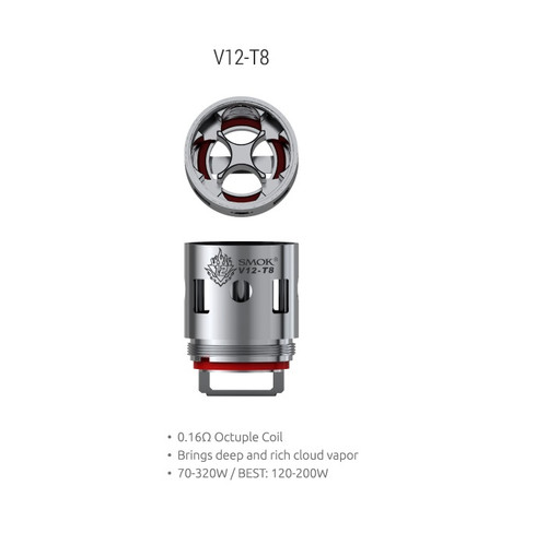 SMOK TFV12-T8 Coil (3 Pack)