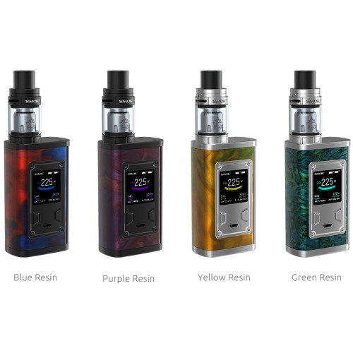 SMOK MAJESTY Kit - Resin