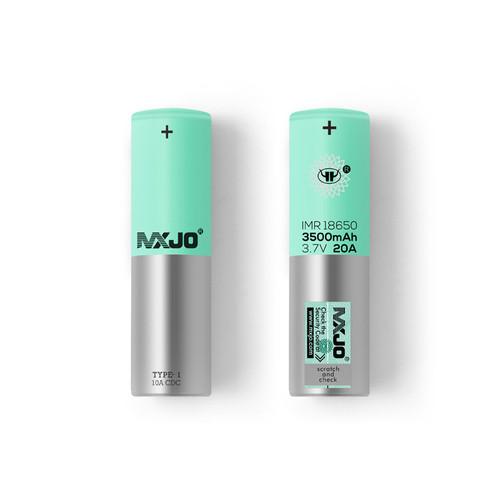 MXJO 3500 mAH 18650 Battery (Single) (Green)