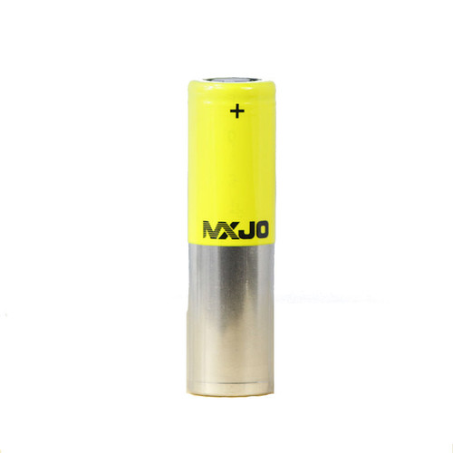 MXJO 3000 mAH 18650 Battery (Single) (Yellow)