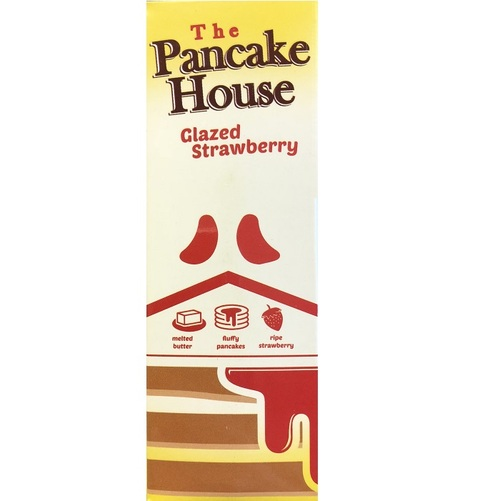 Glazed Strawberry (100ml) Pancake House
