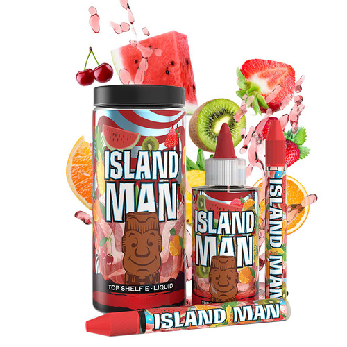 Island Man (100ml) Nic Salt