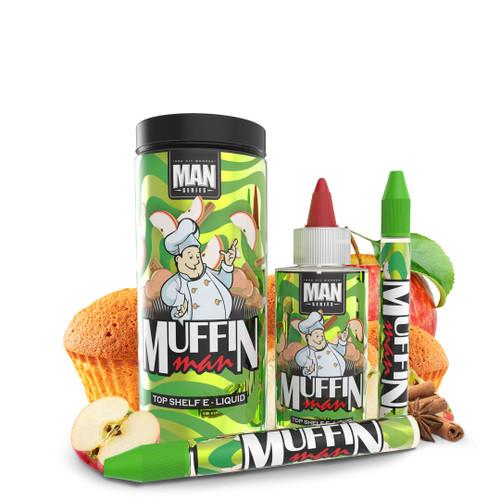 Muffin Man (100ml) Nic Salt