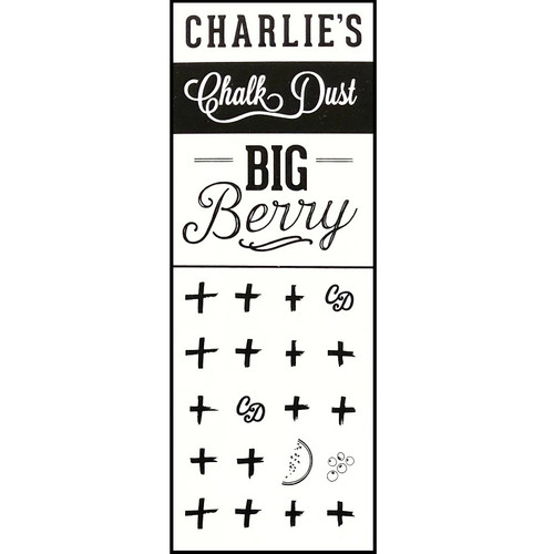 Big Berry (60ml) Charlies Chalk Dust