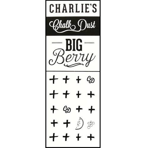Big Berry (60ml) Charlies Chalk Dust