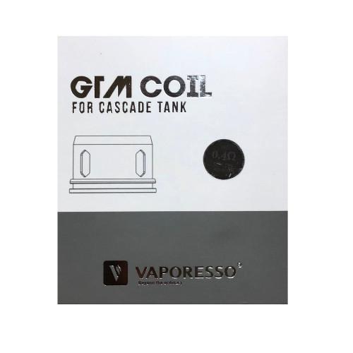 Cascade GTM Coils by Vaporesso (3 Pack)