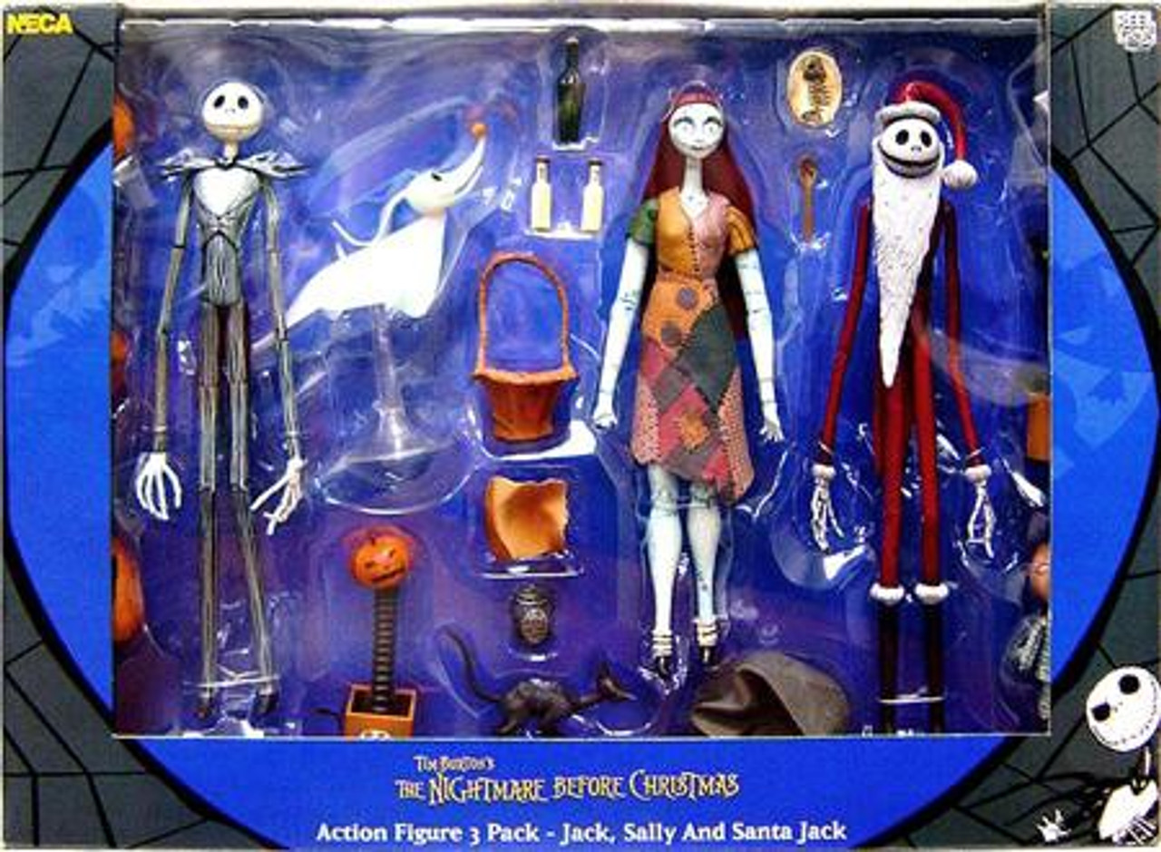 Nightmare before christmas bathroom set