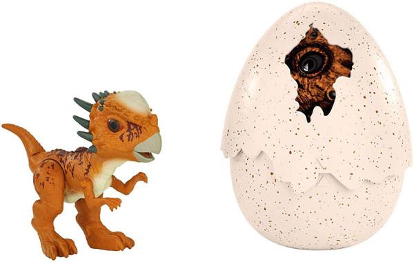 jurassic world hatch 'n play 恐龙 stygimoloch 马厩公仔