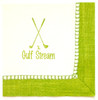 Golf Club Cocktail Napkins (Pack of 100)