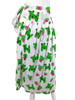 Long Party Wrap Skirt Snappy Dogs - One Size Fits All