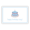 Birthday Boy Paper Placemats (50 Sheets)