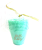 Hello Bubbly! | Plastic Cups | Set of Eight