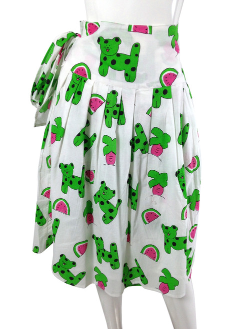 Wrap Skirt Snappy Dogs - One Size Fits All