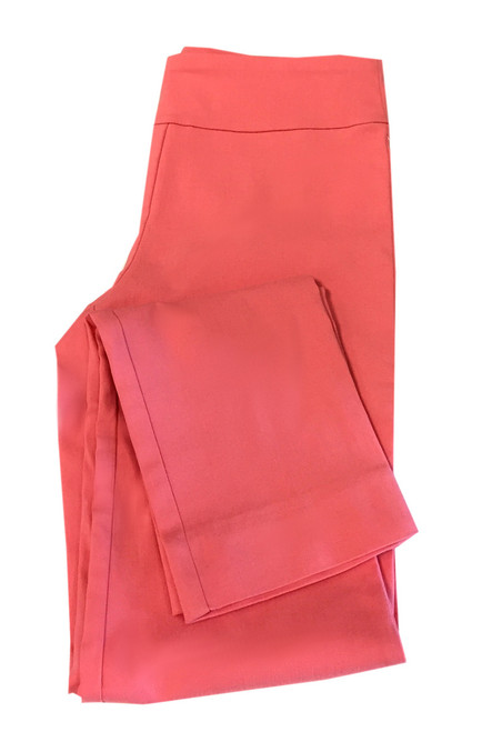 Krazy Larry Pull On Peach Ankle Pant