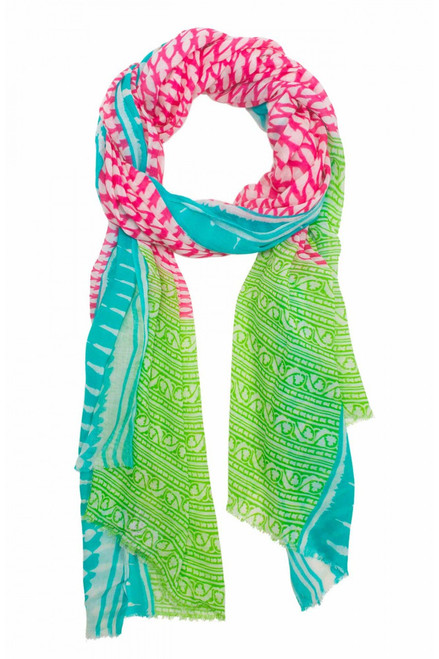 Gretchen Scott Modal Scarf - Indian Summer