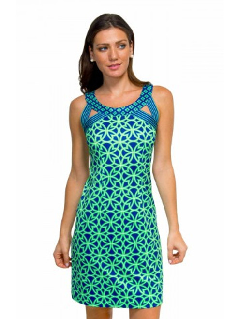 Gretchen Scott Isosceles Jersey Dress | Biltmore