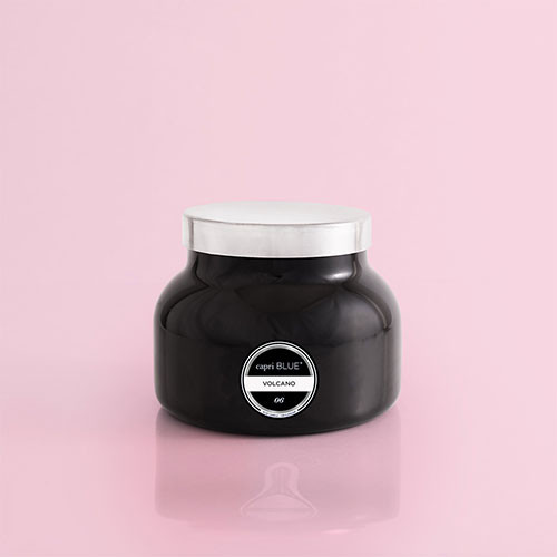 Black Signature Jar |  Volcano | 8oz