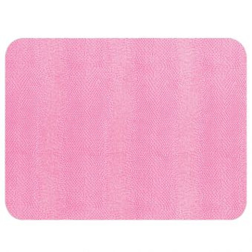 Lizard Felt-Backed Placemat | Fuchsia