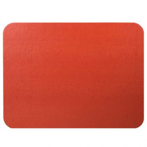 Lizard Felt-Backed Placemat | Orange