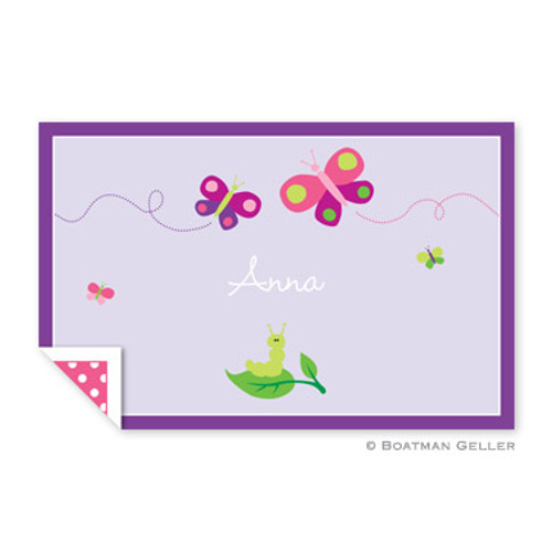 Butterfly Children's Placemat