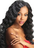 Model Model Cuticle Remy Qutix Modern Loose Deep Human Hair Weave