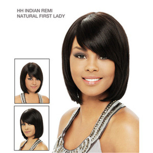 It's a Wig Indian Remi Natural First Lady Wig