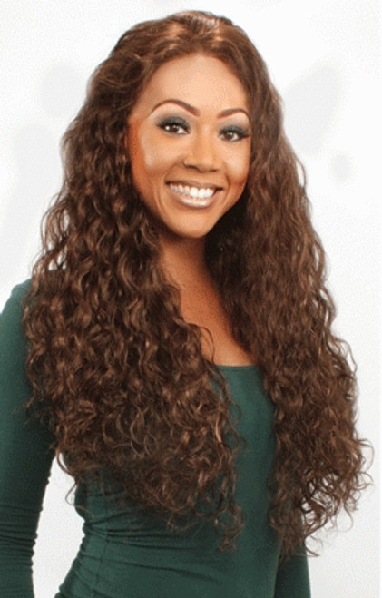 WannaBe 100% Indian Remy Human Hair Full Lace Wig FH-WannaBe 25
