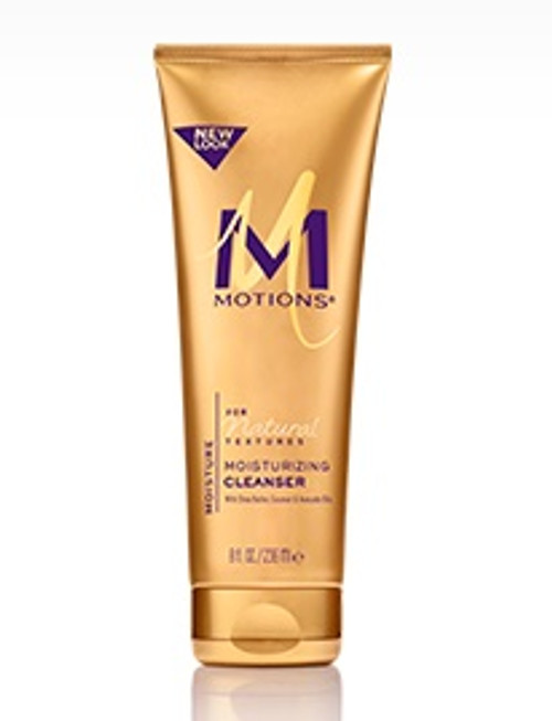 MOTIONS Natural Textures Moisturizing Cleanser 8oz