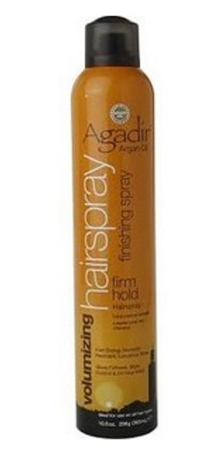 Agadir Volumizing Hair Spray Firm, 10.5 oz