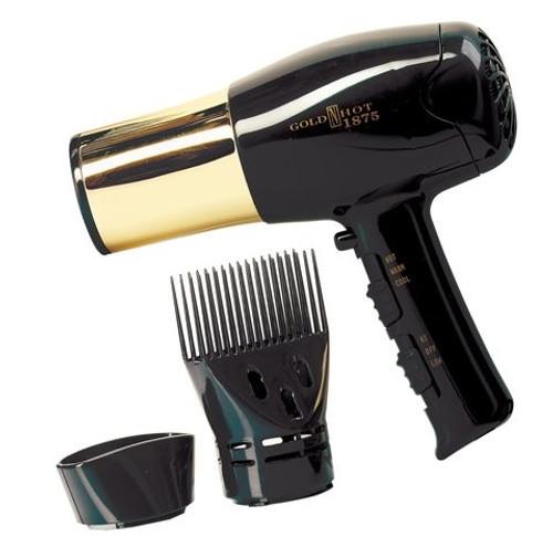 Gold 'N Hot 1875 Watt Hair Dryer