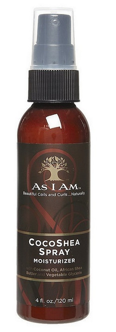 As I Am CocoShea Moisturizer Hair Spray, 4 oz