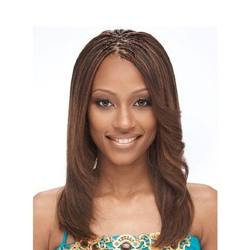 Janet Collection Encore Human Hair Bulk (NEW) YAKY 18 Inch