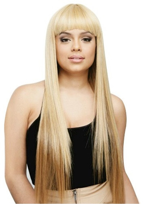 21 Tress Malaysian Human Hair Blended Wig H-UBA