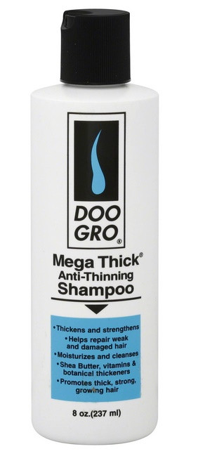 DOO GRO®Mega Thick Shampoo Anti-Thinning Formula- 8oz