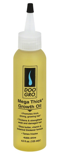 DOO GRO® Mega Thick Growth Oil- 4.5 fl oz bottle