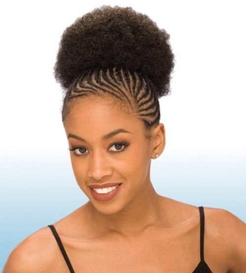 Freetress Drawstring Ponytail AFRO 5 Inch