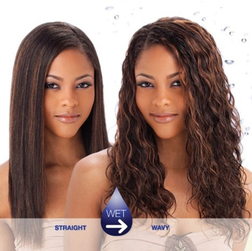 MILKY WAY 100% Human Hair Weave - INDIAN LOOSE DEEP (Wet & Wavy)