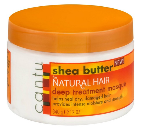 Cantu Shea Butter for Natural Hair Deep Treatment Masque 12oz