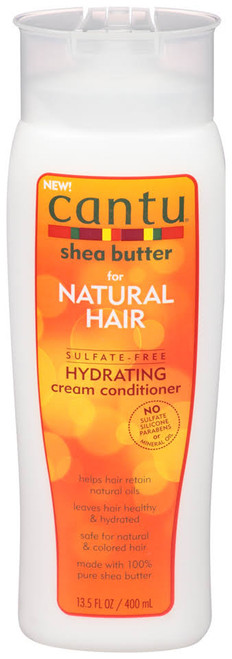 Cantu Shea Butter For Natural Hair Hydrating Cream Conditioner- 13.5 oz